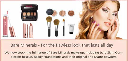 Barem Minerals make-up