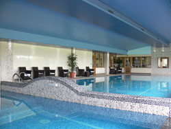 Hydrotherapy Pool & Infinity Swimming pool
