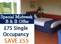Special Bed & Breakfast Offer
