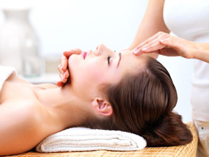 Spa treatments - Clarins facial