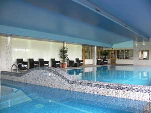 Saline hydrotherapy & swimming pools