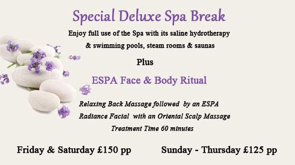 Deluxe Spa Break